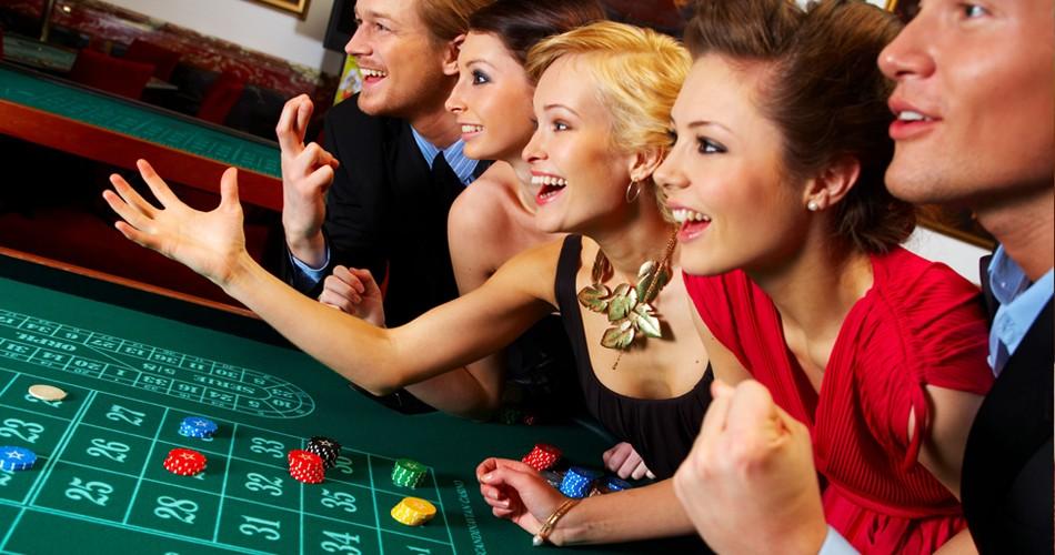 Mia och Casino
